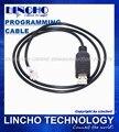 Ic-f121 IC-F110 рацией радиостанция автомобиля портативной рации автомобиля двухстороннее радио 8-контактный разъем USB кабель для программирования