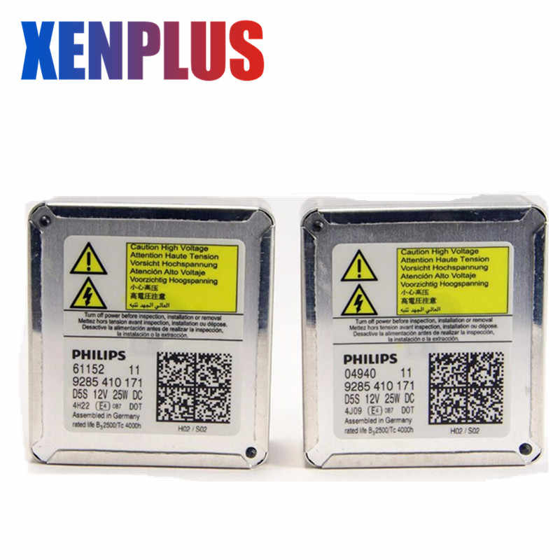 Xenplus 1pcs OEM xenon hid bulbs genuine Ph D5S xenon bulbs 9285 410 171 d5s Xenon HID Replacement Bulb 12V 25W 4300K (used)