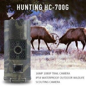 Image 4 - HC300M HC550M hc 700g Jagd Kamera 12MP Nachtsicht MMS GPRS foto fallen 3g trail kamera Hunter Cam appareil foto chasse