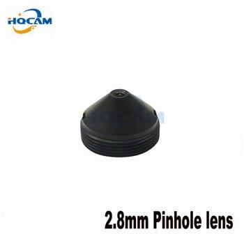цена на HQCAM HD 2.0MP 2.8mm lens M12 thread CCTV lenses cctv Security lens cctv CCD/CMOS Camera