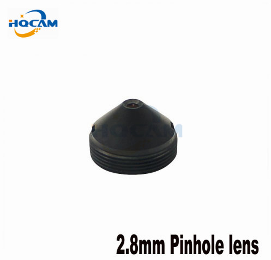HQCAM HD 2.0MP <font><b>2.8mm</b></font> lens <font><b>M12</b></font> thread CCTV lenses cctv Security lens cctv CCD/CMOS Camera image