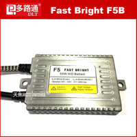2 X 100 Original DLT Fast Bright 55W Ballast For Cnlight H7 Hid Bulbs YEAKY D2S