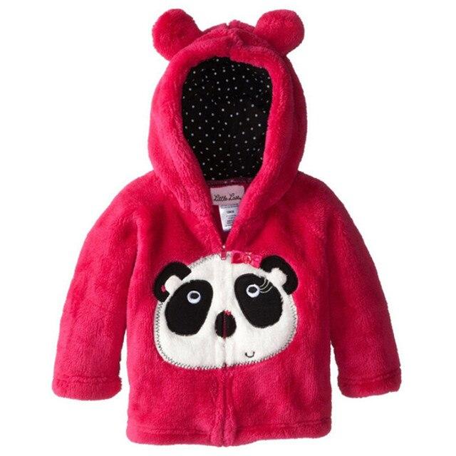 2016 Autumn Children Jacket Hoodies Children Coat Girls Clothes Kids Jackets Warm Outerwear Fashion Coat for Girls Clothing