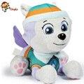 AUTOPS 20 cm de Pelúcia Brinquedos Do Cão Bonecas Bonecas Anime Figuras de Ação Patrulha Patrulha Everest Patrulla Canina Filhote de cachorro de Brinquedo de Presente para criança