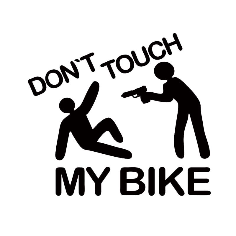 New Product Car Styling Car Covers For Dont Touch My Bike