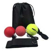 Боксерский рефлекс, скоростной удар, мяч, тренировка рук, повязка на голову, для улучшения реакции, муай тай, тренажеры, сумки