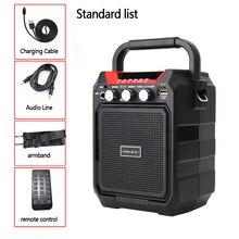 цены High Power S15 Mini Portable Wireless Bluetooth Audio Portable Loudspeaker Outdoor Bass Player Support TF Card USB Play Column