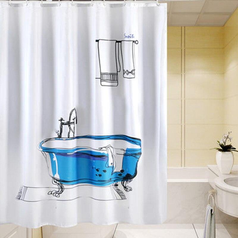 nuovo arrivo di alta qualit ispessito impermeabile moldproof tenda della doccia bagno vasca da bagno curtain