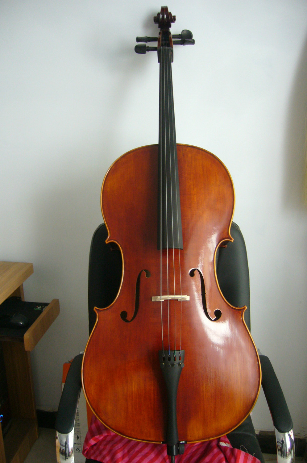 Us 1299 0 Cello Professional 4 4 Size Cello Bright Open Tone Stringed Instrument In Cello From Sports Entertainment On Aliexpress