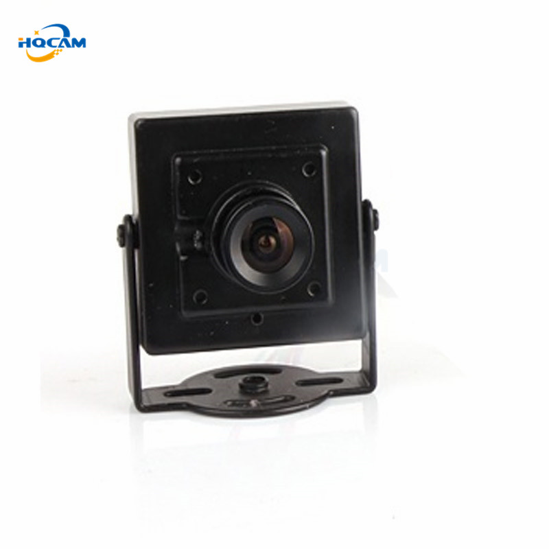 HQCAM CMOS Color Mini 1200TVL CCTV security Camera 1.78mm Fisheye Lens Wide Angle Mini cctv camera security camera