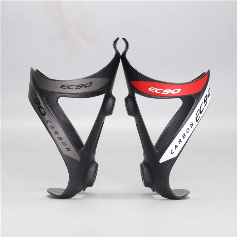 2 PCS Mountain Bike Bike Support For Bike Bottle Cage Water Boot Bottle With Carbon Ultra-Light Carbon Fiber Material