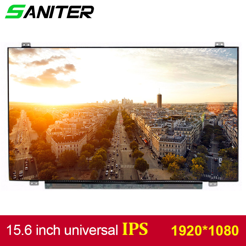 SANITER Apply to MSI MS 16GF GT60 GS60 GE62 WT60 GT72 upgrade, IPS Wide Angle of view high screen LCD screen saniter ltn140kt08 801 apply to samsung np700z3a s03us special 14 inch high score laptop lcd screen