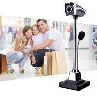 M800 USB 2 0 Wired Webcams PC Laptop 12 Million Pixel Video Camera Adjustable Angle HD
