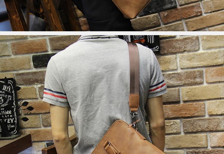 HTB1AcBSi2NNTKJjSspkq6yeWFXaJ Brand Crazy horse pu leather men bags vintage business leather briefcase men's Briefcase men travel bags tote laptop bag man bag