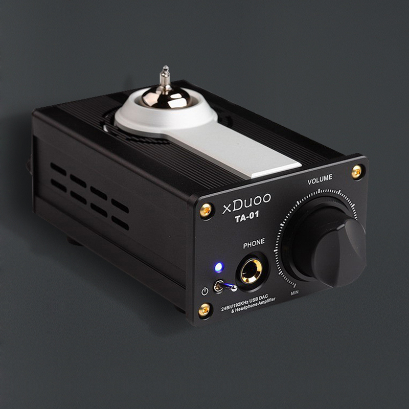 Amplificatore valvolare xDuoo TA-01 2015 Nuovo amplificatore da tubo - Audio e video portatili