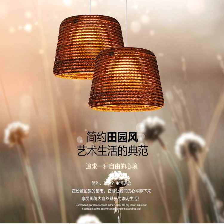 Bamboo creative personality Pendant Lights dining room restaurant cafe studio lamp Pendant lamps naked pupa zb18 rectangular dining room pendant lights european style led crystal pendant lights modern restaurant lamp bar cafe creative lamps