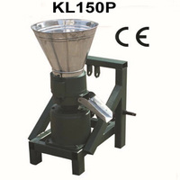 KL150P Pellet Press PTO Wood Pellet Mill Machine Feed Pellet Machine