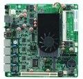 4 lan firewall motherboard atom d2550 1u motherboard firewall, firewall appliance mini placa-mãe mini-itx dc 12 v fonte de alimentação