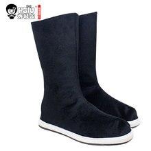 HSIU Wei Wuxian Lan Wangji/ботинки для костюмированной вечеринки; обувь для костюмированной вечеринки «гроссмейстер демонического развития»; сапоги для костюмированной вечеринки в древнем стиле