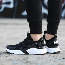 Men shoes 2018 new comfortable breathable mesh super light men casual summer style high quality  5