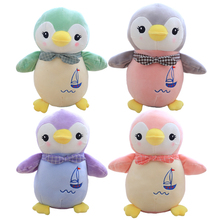 1pc 30cm Cute Penguin Plush Toy Staffed Animal Dolls Kawaii Kids Toy Children's Gift Home Decoration Lovely Valentine Gift