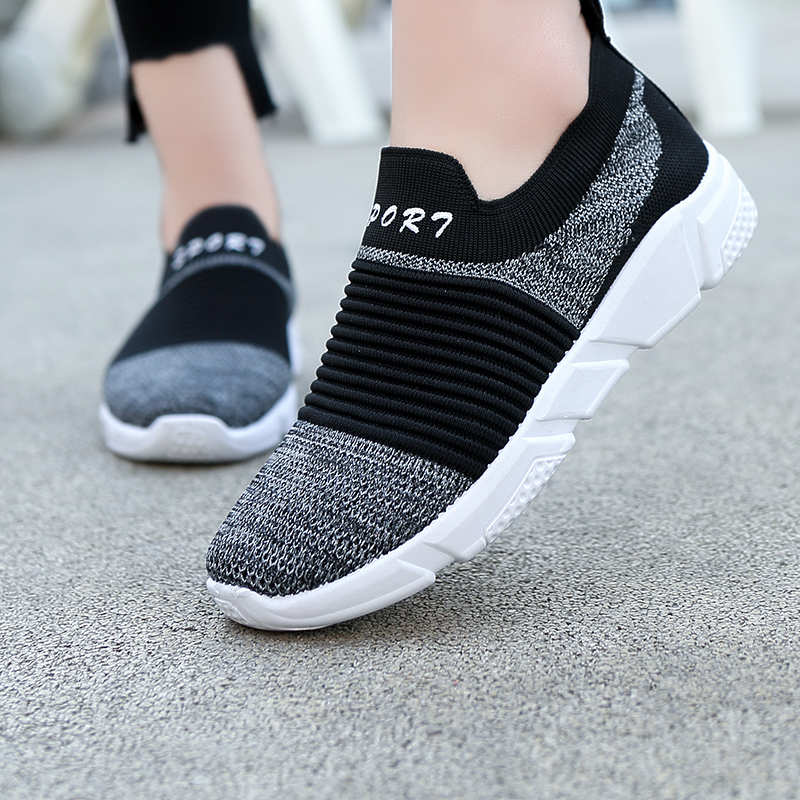 LAOCHRA Mens Summer Shoes 2018 New Arrival Unisex Sock Shoes Kasut - Kasut lelaki - Foto 4