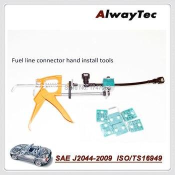 Linea carburante carburante Connettore Rapido Installare Strumento Professionale kit di sostituzione speciale per il FAI DA TE linea del carburante installazione e riparazione