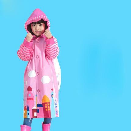 b36e49a19 Aliexpress.com   Buy Fashion PVC Cartoon Waterproof Rainsuit Cute ...