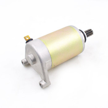 For Qingqi SUZUKI QM200GY QM200 GTX200 QM GTX 200 Motorcycle Engine Electric Starter Motor Engine Spare Parts