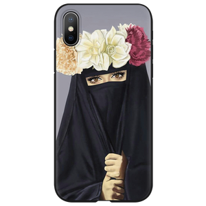 Image 4 - Muslim Islamic Hijab Gril Eye Queen TPU Cases for iphone 6 6S 7 8 Plus FOR iphone X 11 Pro XS Max XR Case for iphone 10 5 5S SE