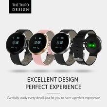 Умный Браслет Фитнес-Трекер Сердечного ритма 0.95 »OLED Сенсорный Экран Smart Браслет Водонепроницаемый IPX8 для Android IOS Смарт-Группы