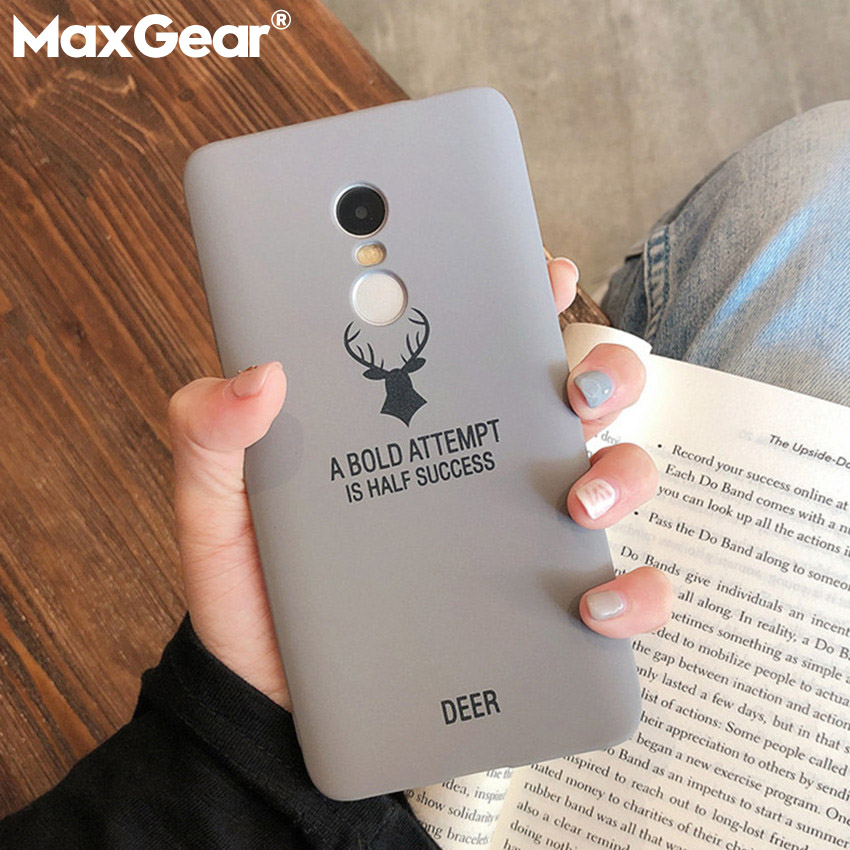 Soft-Tpu-Case Xiaomi Redmi Note-3 5a-Cover Silicon 6A for Note-3/4-4x5-plus/4a Matte
