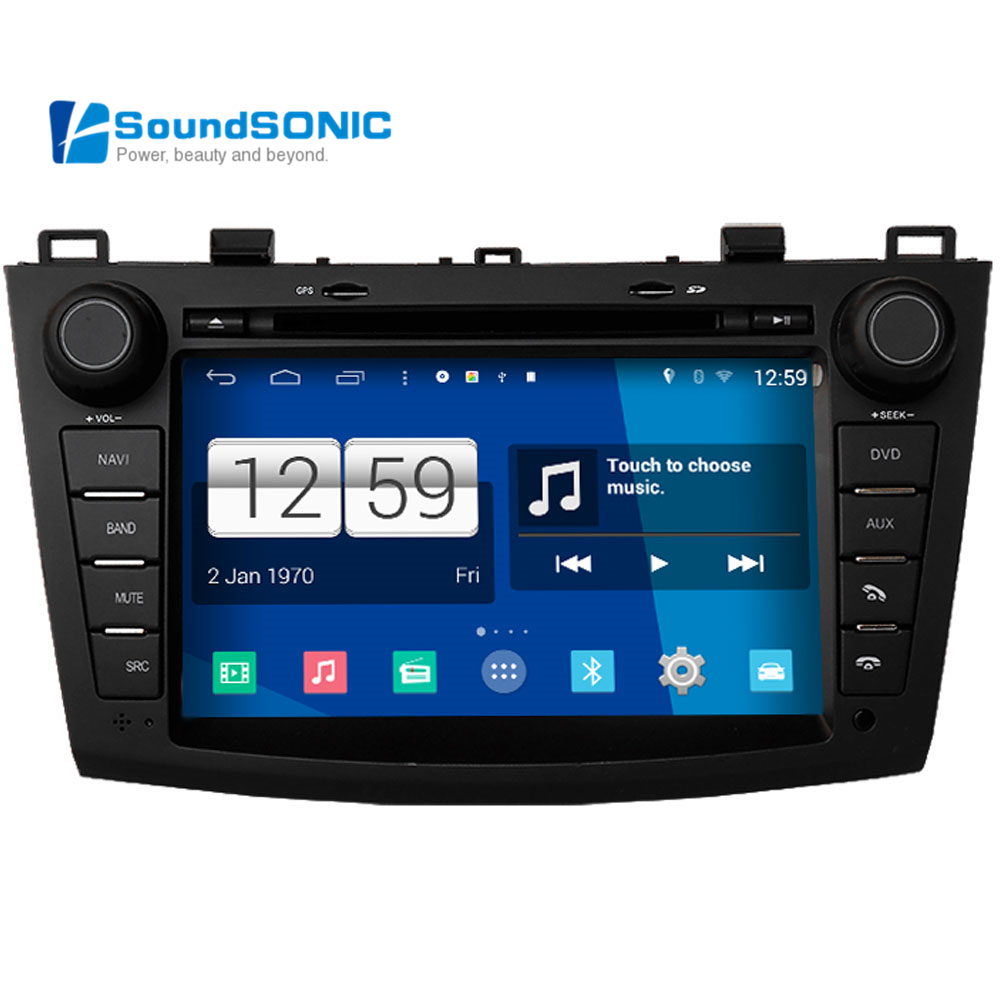 Android 4 4 4 for mazda 3 mazda3 2010 2011 2012 2013 car dvd gps navigation