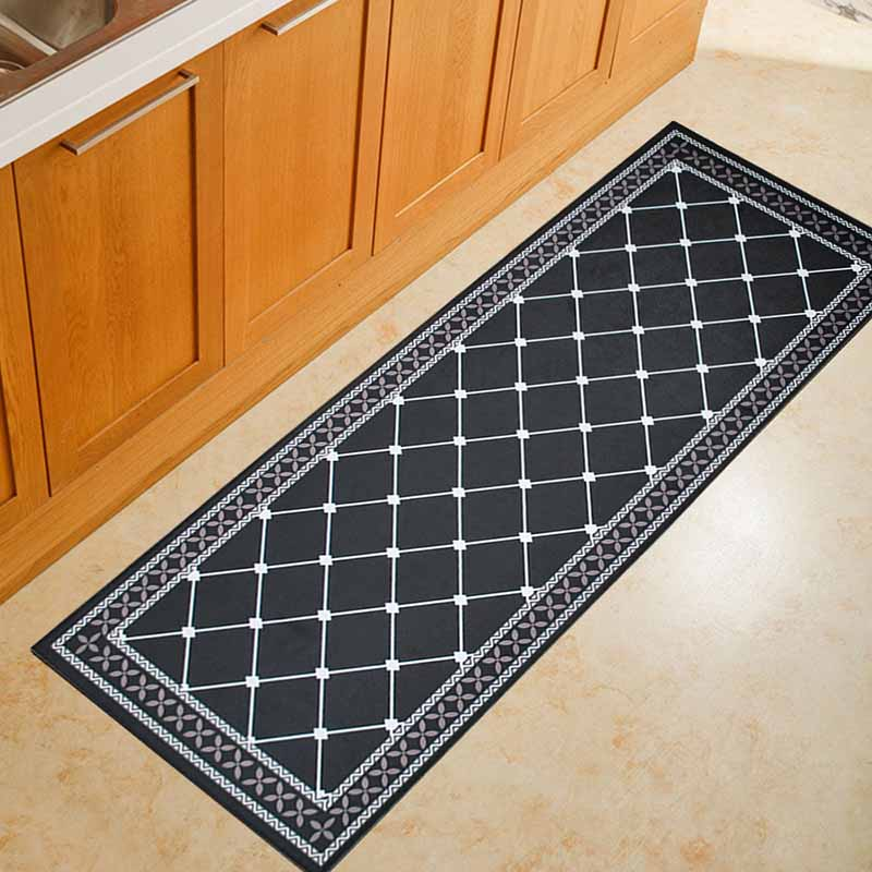 Washable Kitchen Mats with Anti Slip Bottom for Kitchen and Hallway Entrance Floor 10
