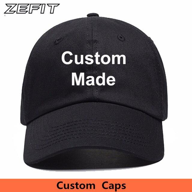Commercio all ingrosso 100% Del Cotone Cappello Papà Personalizzato Berretto  Da Baseball di Snapback c49b517f3abf