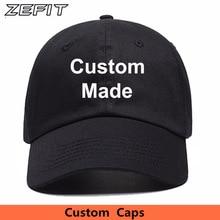 Czapka baseballowa hurt bawełna niska MOQ mężczyźni kobiety pełen nadruk 3D haft Logo bezpłatna szybka wysyłka czapka typu trucker niestandardowy tata kapelusz