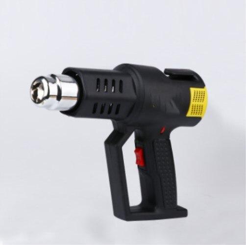 Livraison gratuite 220 V 2000 W haute puissance Air chaud pistolet souffleur Air chaud cylindre plastique soudage torche Film cuisson pistolet