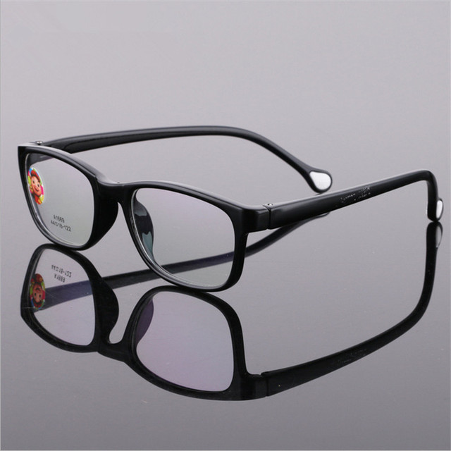 b90284547c Glasses Boy Girl Eyeglasses Lightweight Flexible Eyewear Frame Children  Prescription Glasses frame nose care 1669