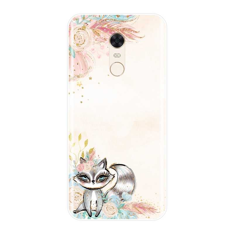 Pocophone ため F1 Xiaomi Redmi 注 4 4 × 5 5A 6 プロ首相ユニコーンシリコーンソフト電話 redmi S2 6A 5 プラス 4A