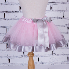 2020 Summer Fashion Lace Ribbon Mini Princess Skirts TuTu Skirt