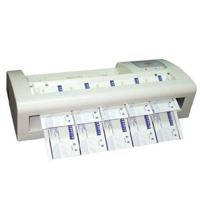 300B Automatique Nom Carte Dcoupeuse Cutter A4 Taille De Visite Machine Dcoupe
