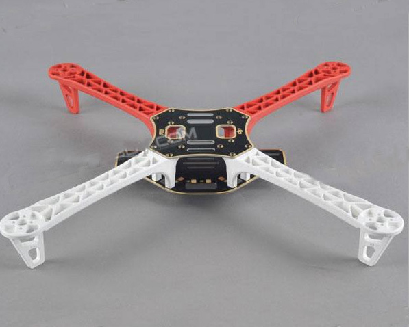 original dji f450 airframe flamewheel frame for quadcopter whitered support kk mk mwc free shipping in parts accessories from toys hobbies on - Dji F450 Frame