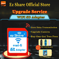 Ez Share Wireless Sd Card Reader Micro Sd Memory Card Adapter available for DC / DV / DSLR / DPF ,etc.