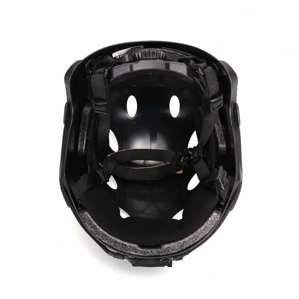 Image 5 - Helmet Hanging System for Fast BJ/PJ/MICH Helmets Tactical Helmet Liner & Suspension System Army Protective Hemet Accessories-in Hunting Gun Accessories from Sports & Entertainment