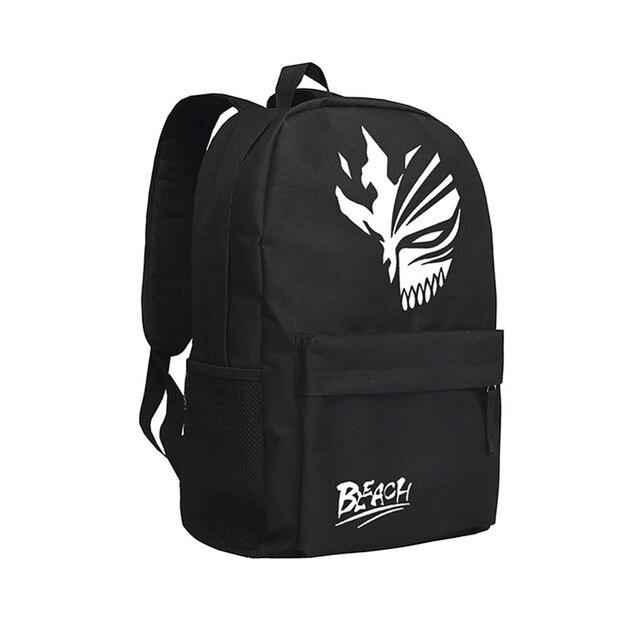 Z An Anime Bleach Backpack For Agers Men Backpacks Age Boys School Bag Hik Ing
