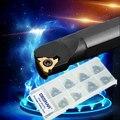 Messer drehen SNR0016Q16 + CCD 16IR AG60 10 STÜCKE CNC werkzeuge  gewinde drehwerkzeuge  messer  Mechanische drehmaschine  bohrstange  maschinenteile-in Drehwerkzeug aus Werkzeug bei