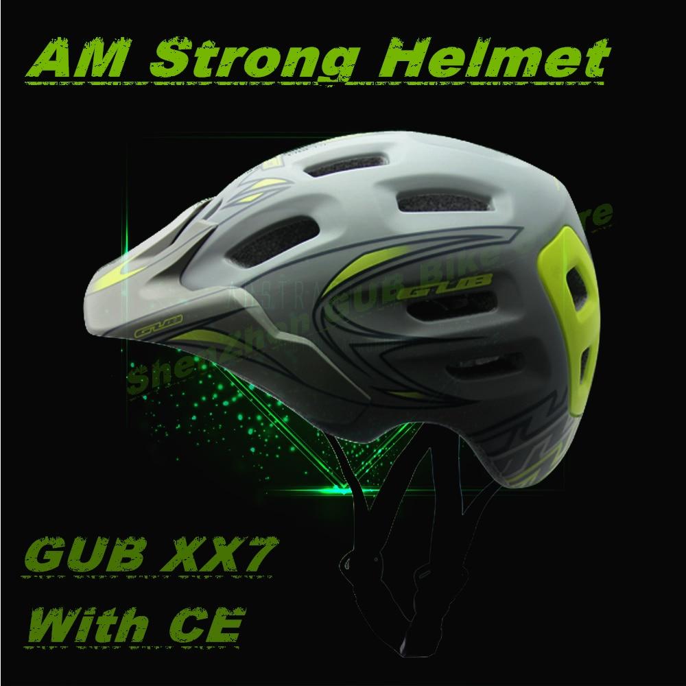 AM Strong Helmet GUB XX7 high strengthl Cycling Helmet Bicycle bike Helmet casco ciclismo capacete helmet with high quality