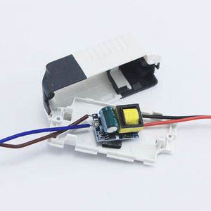 Image 2 - Free shipping (3 5)x 1W 5x1W Led Driver 3W 4W 5W Lamp Driver Power Supply Lighting Transformer AC85 265V for LED Lights