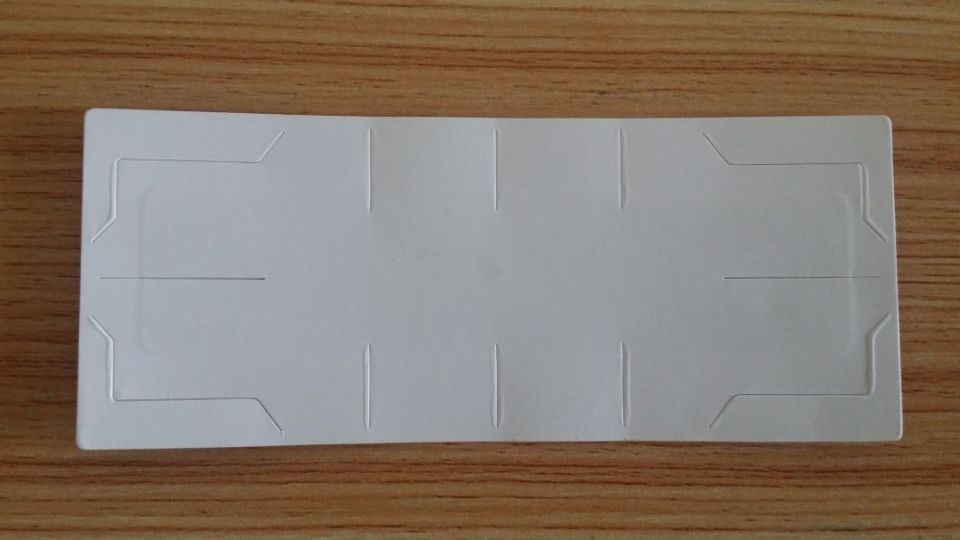 Image 2 - UHF RFID Windshield Adhesive Tag for Car parking  Self adhesive tags-in IC/ID Card from Security & Protection