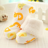 New 2015 Baby Girl Boys Shoes Winter First Walker Bebe Sapatos Prewalker 0 To 1 Years